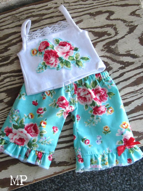 American Girl Dolls Pajamas