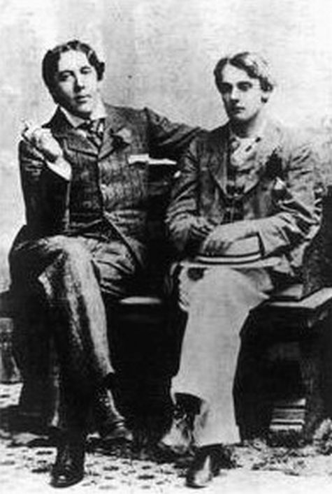 Beloved Sir Oscar Wilde and Lord Alfred Douglas
