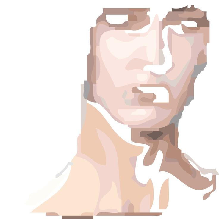 devasted identity 5 Uv print on alucobond panel dimension variables www.rickyrocky.it