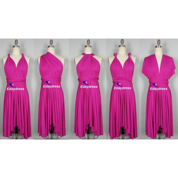 Fuschia And Silver Bridesmaid Dresses 25+ best Fuschia Bride...