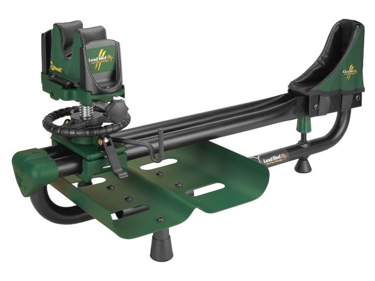 shooting benches for sale | Caldwell Lead Sled DFT Rifle Shooting Rest