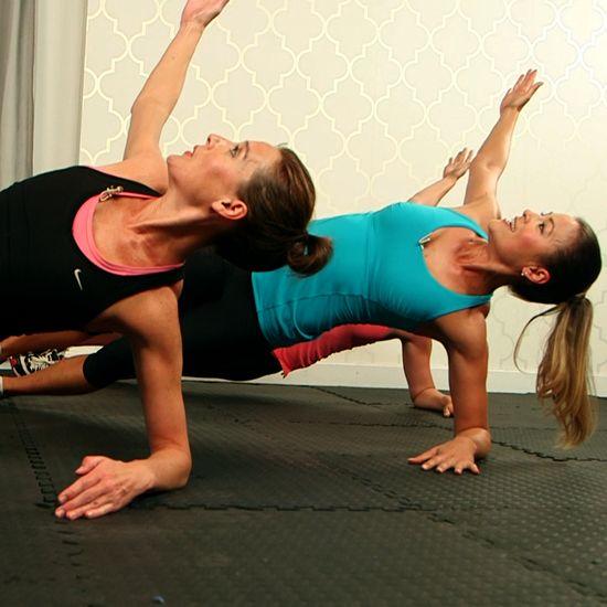 10-Minute No-Equipment Home Workout   POPSUGAR Fitness
