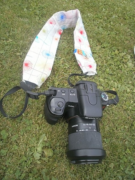 for my camera