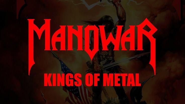 Manowar - Kings Of Metal (Lyrics) HQ Audio