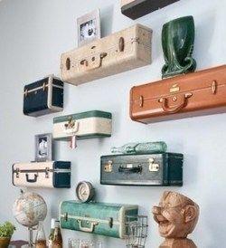 les 25 meilleures id es de la cat gorie vieilles valises sur pinterest valise d cor d cor. Black Bedroom Furniture Sets. Home Design Ideas
