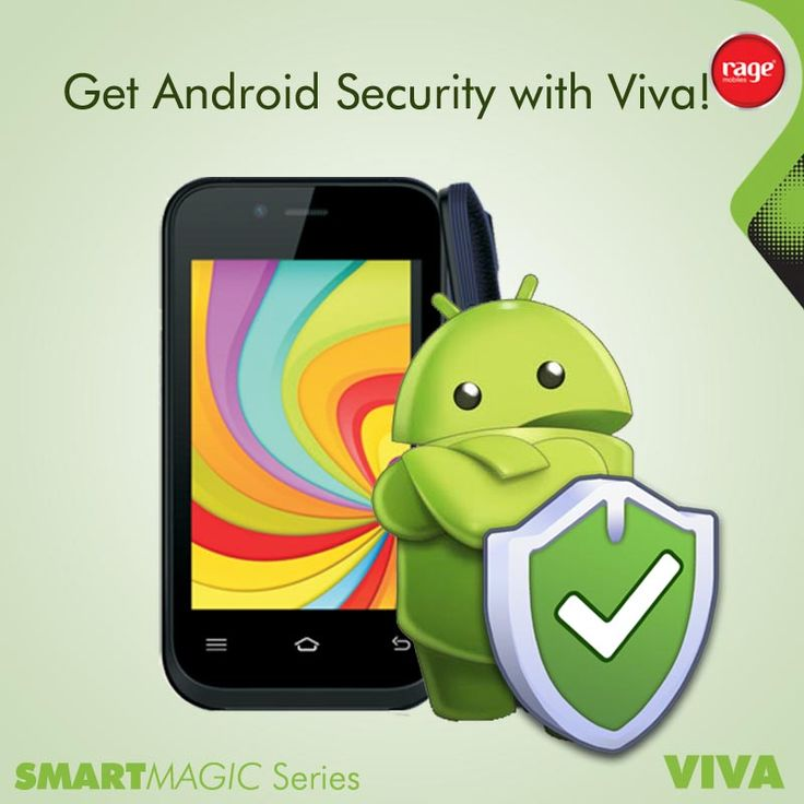 Get Android safety with Viva! #Rage_Mobiles #SmartMagic_Series To Know More About Viva : http://goo.gl/p7X7fJ