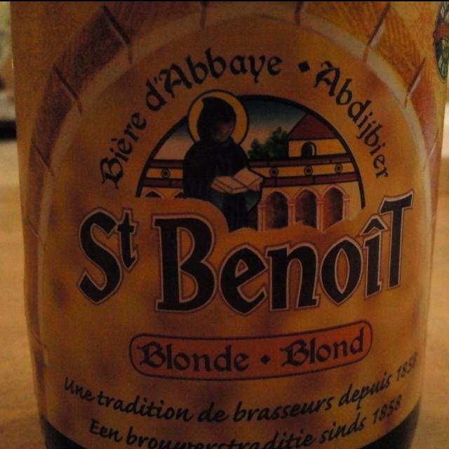 St. Benoit Blonde (6,3%)