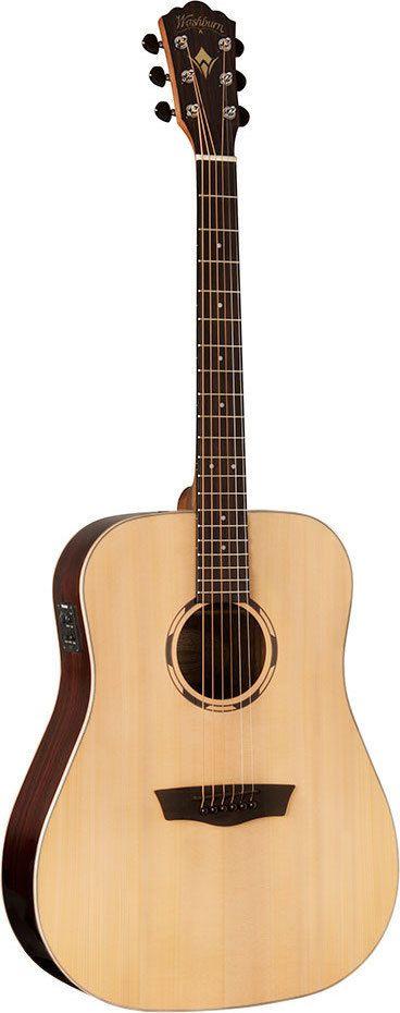 Washburn WLD20S Dreadnought Guitar