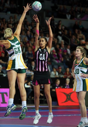 Fast5 Ferns hit top gear against South Africa