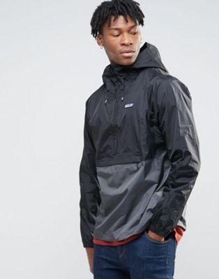2-цветная непромокаемая куртка Patagonia Torrentshell
