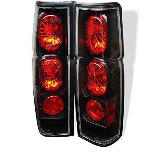 Spyder Auto Nissan Hardbody Black Altezza Tail Light