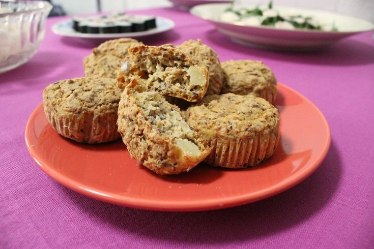 Glutenvrij ontbijt   Hartige gluten- en lactosevrije broodjes met aardappel