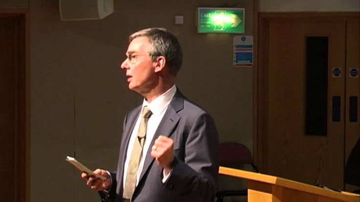 Climate Change: Why you should be angry and why anger isn't enough: John Ashton.