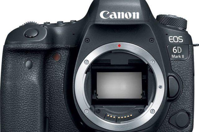 É chegada a nova Canon EOS 6D Mark II, após semanas de rumores. E, ao que tudo indica, ainda é definitivamente uma intermediária.