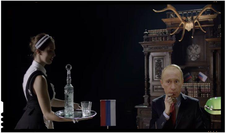 (VIDEO) O parodie despre Putin a devenit virala pe internet. Un actor de comedie sloven,Klemen Slakonja, a realizat o parodie muzicala despre Vladimir Putin, care a reusit sa devina deja virala pe retelele de socializare. Klemen Slakonja, este comediant, actor, prezentator de telviziune, imitator si muzician. El este cunoscut in Slovenia pentru sketch-urile de comedie…