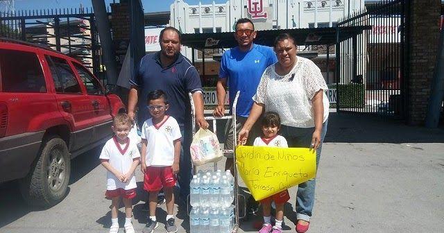 Comunidad, Met-Mex Peñoles, Vaqueros Unión Laguna y la Liga Mexicana de Béisbol levantan la mano.