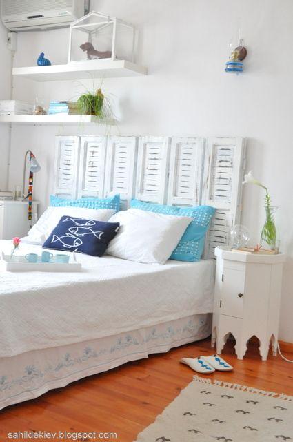 Sahildeki Ev: Yatak Odasında Değişim..