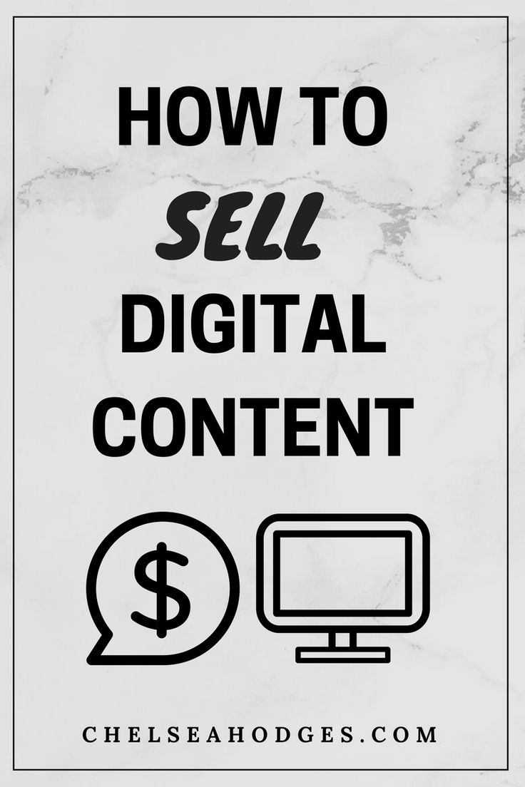 Top tools and tips on how to sell digital products - all user-friendly and beginner friendly for bloggers! www.chelseahodges.com