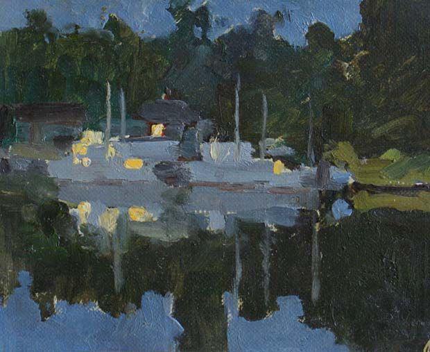 Taisia Afonina - Noite branca, 1957