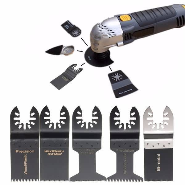 10pcs Oscillating Multi Tool Saw Blades Set for Fein Bosch Porter Dewalt  Worldwide delivery. Original best quality product for 70% of it's real price. Buying this product is extra profitable, because we have good production source. 1 day products dispatch from warehouse. Fast &...