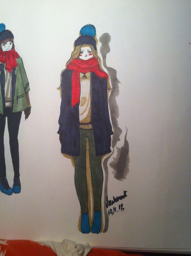 winter look~