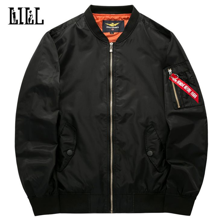 M-6XL Air Force One Waterproof Bomber Jacket Pockets Men's Spring Military Style Coat Men Army Short Baseball Jackets,UMA445