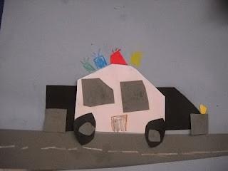 Mrs. Wood's Kindergarten Class: police