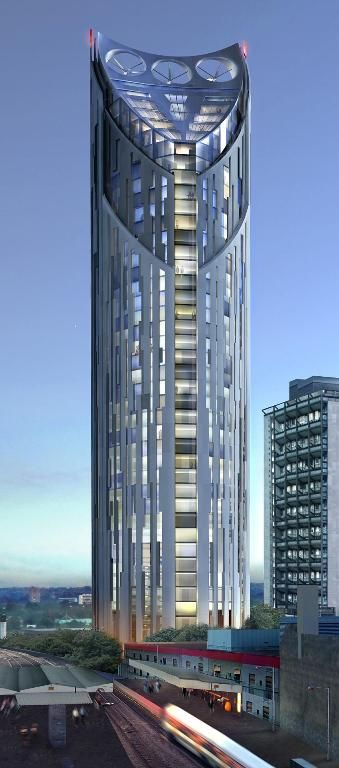 London - The Strata: World's First Skyscraper With Built-In Wind Turbines | Inhabitat