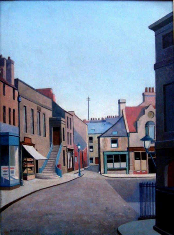Alnwick by Harold Steggles (ELG)