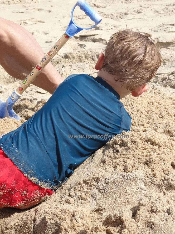 Preventing Toddler Sand Chafing Rash While at the Beach