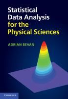 Statistical data analysis for the physical sciences / Adrian Bevan (Queen Mary, University of London) #novetatsfiq2018