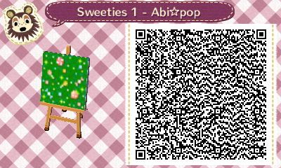 As Promised~~! The QR code to my tile for this set…