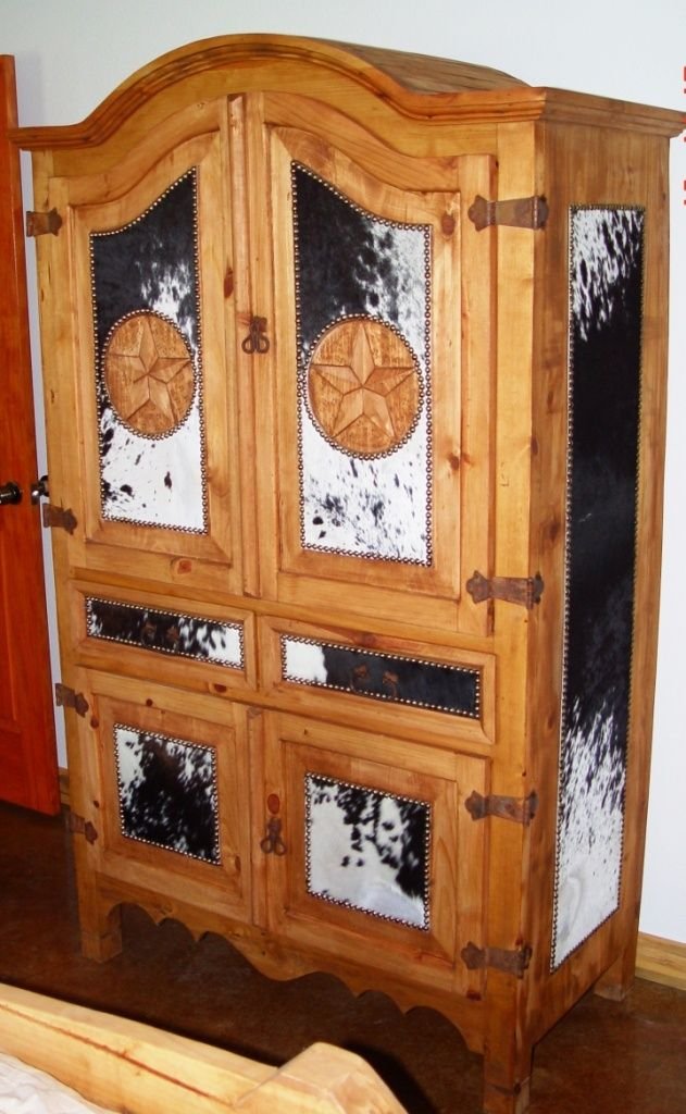 19 Best Armoires Images On Pinterest Western Furniture