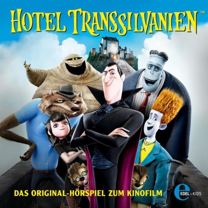 Hotel Transsilvanien - Das Original-Hörspiel zum Kinofilm   Top-Titel :-)  Das Hotel Transsilvanien ist die exquisiteste Adresse für Monster aller Art, denn es ist ein 5-Sterne Hotel, welches von Graf Dracula persönlich betrieben wird. Werwölfe, Untote und Monster kommen hierher, wenn sie fernab der Menschen ein wenig Entspannung suchen und einfach nur so sein können, wie sie es gerne möchten.