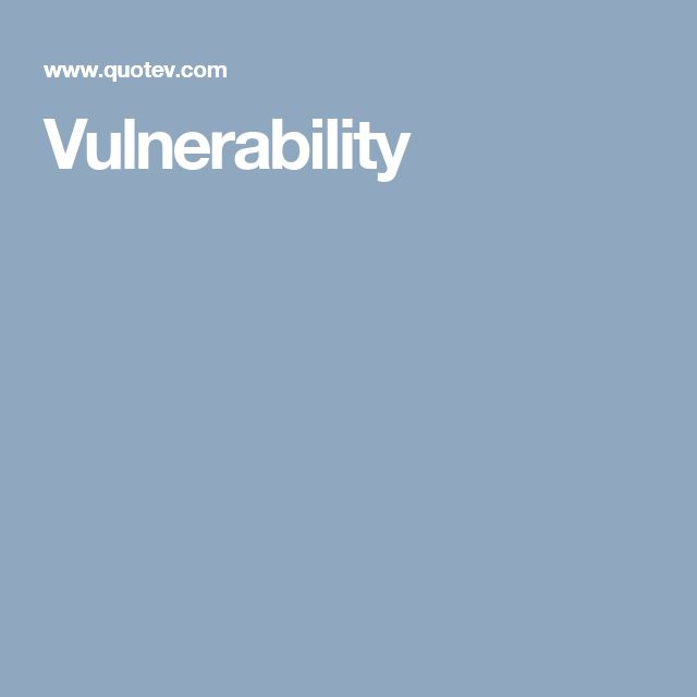 Vulnerability | Vulnerability, Harry potter and Hogwarts