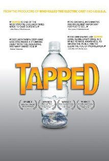 """""""Tapped"""" (2009). Examines the role of the bottled water industry and its effects on our health, climate change, pollution, and our reliance on oil. You'll never want to drink bottled water again. Excellent documentary."""