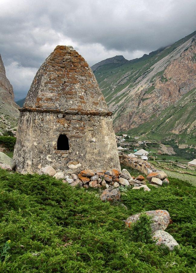 "Eltyubyu ""City of the Dead"" Kabardino-Balkaria"