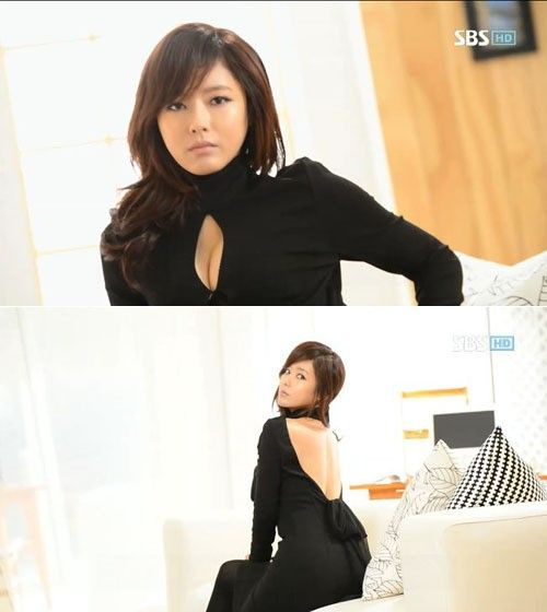 King of Dramas Episode 7: Oh Ji Eun Makes Her Strong and Sensual First Appearance