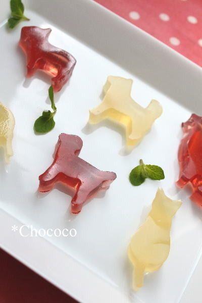 カラフルグミ レシピ by chococoさん | レシピブログ - 料理ブログの ...