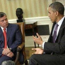 AMMAN - Koning Abdullah II van Jordanië heeft op Valentijnsdag in Californië een onderhoud met de Amerikaanse president Barack Obama. Dat heeft het Jordaanse hof bekendgemaakt.