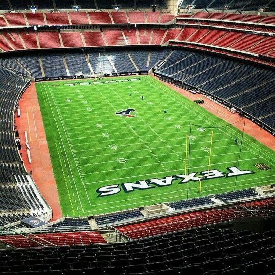 NRG Stadium in Houston, TX
