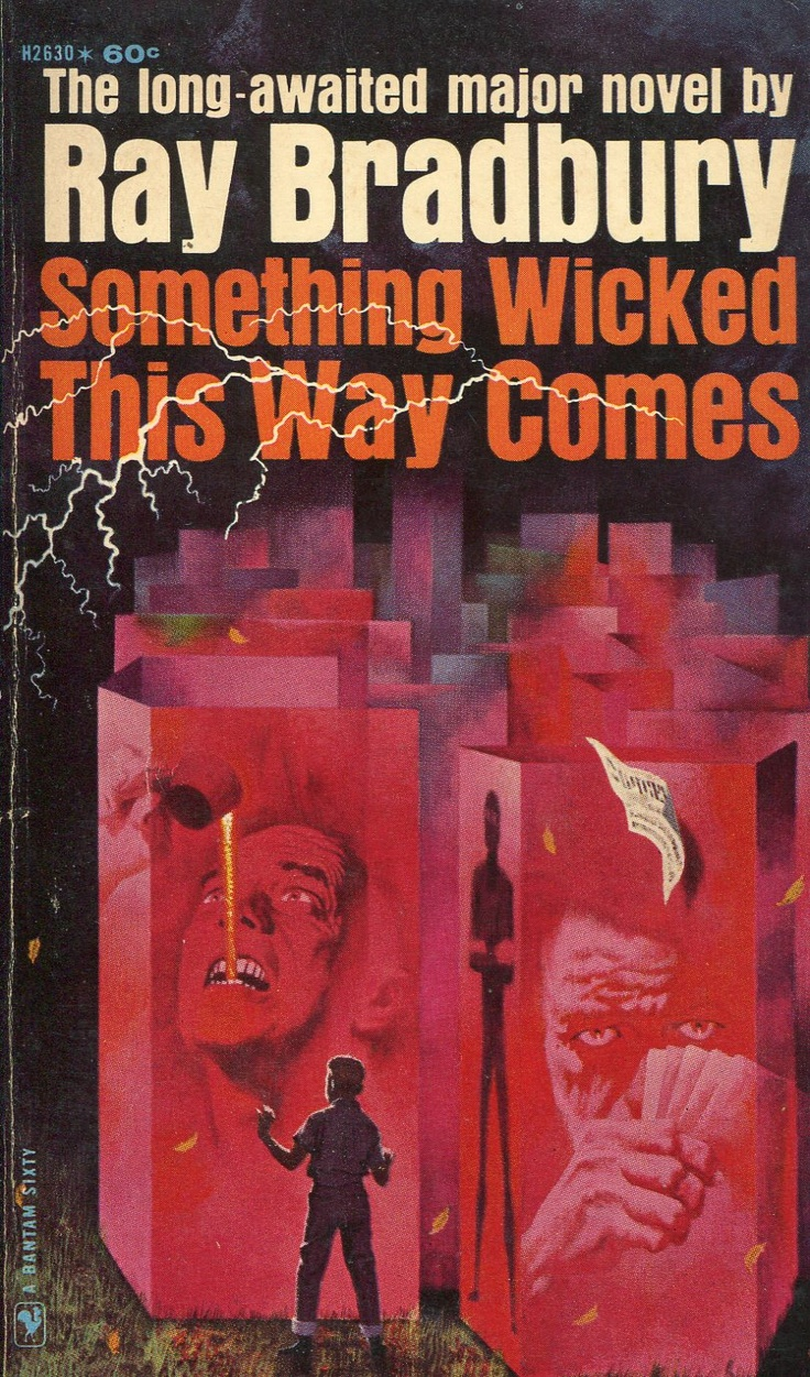 Something Wicked This Way Comes Response