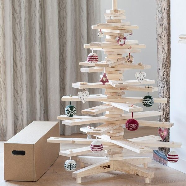 10 best Christmas Decorations images on Pinterest Christmas deco - contemporary christmas decorations