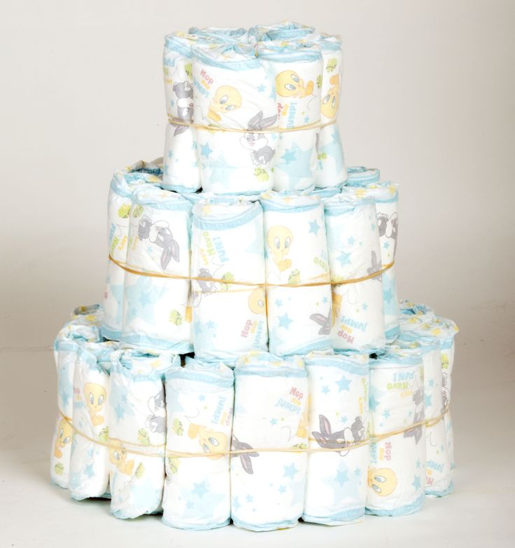 30 Best Images About DIY Diaper Cake On Pinterest