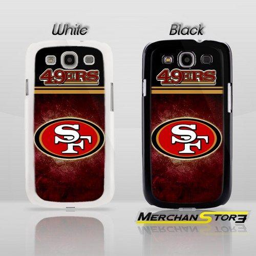 NFL San Francisco 49ers Team Logo Samsung Galaxy S3 Case | Merchanstore - Accessories on ArtFire