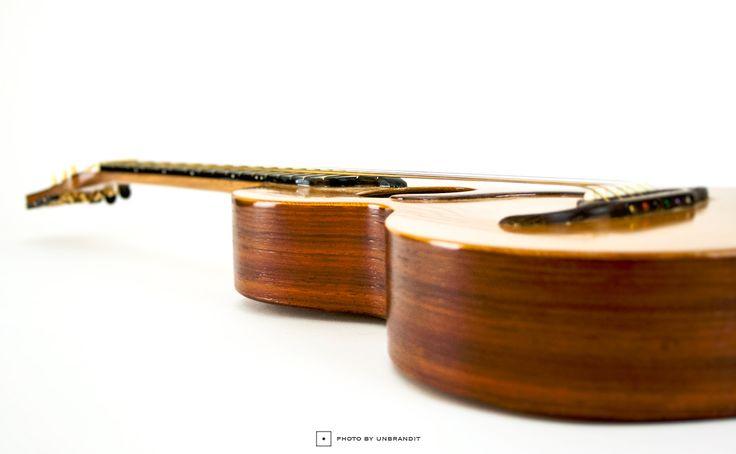 PARLOR GUITAR (Lacote style) - Unbrandit