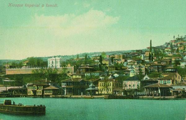 The Greek precinct of Nicomedia, on the Gulf of Nicomedia, circa 1900