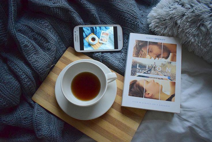 Reading my love: Saroo Brierley, Lion. Droga do domu