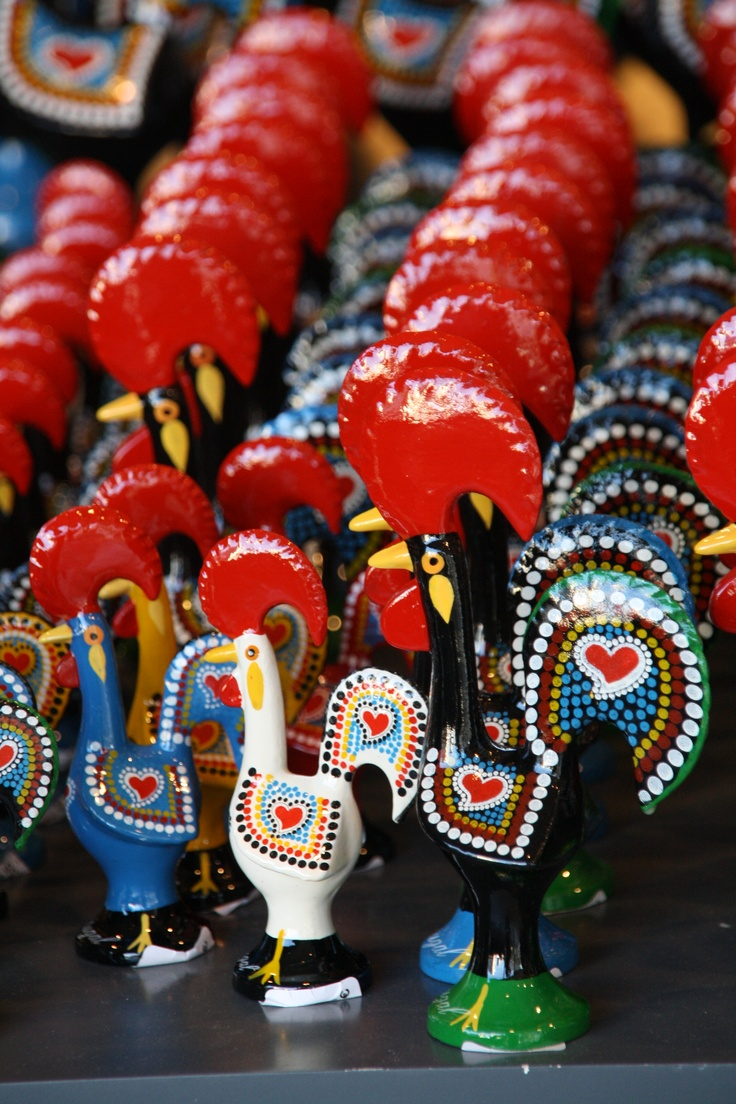 Portugal - Galos de Barcelos