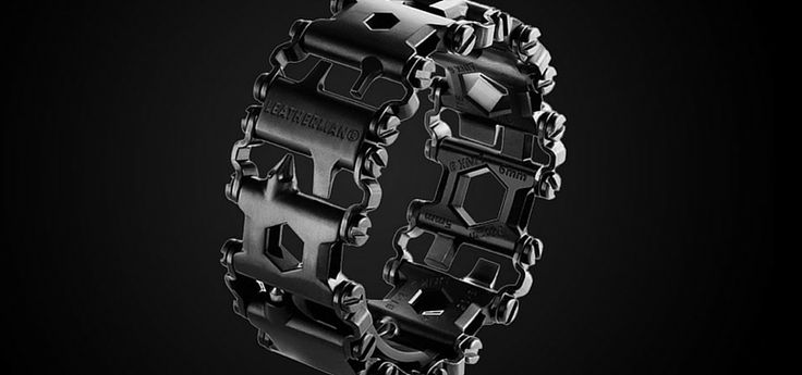 A piece of Future Gear: the Leatherman Tread